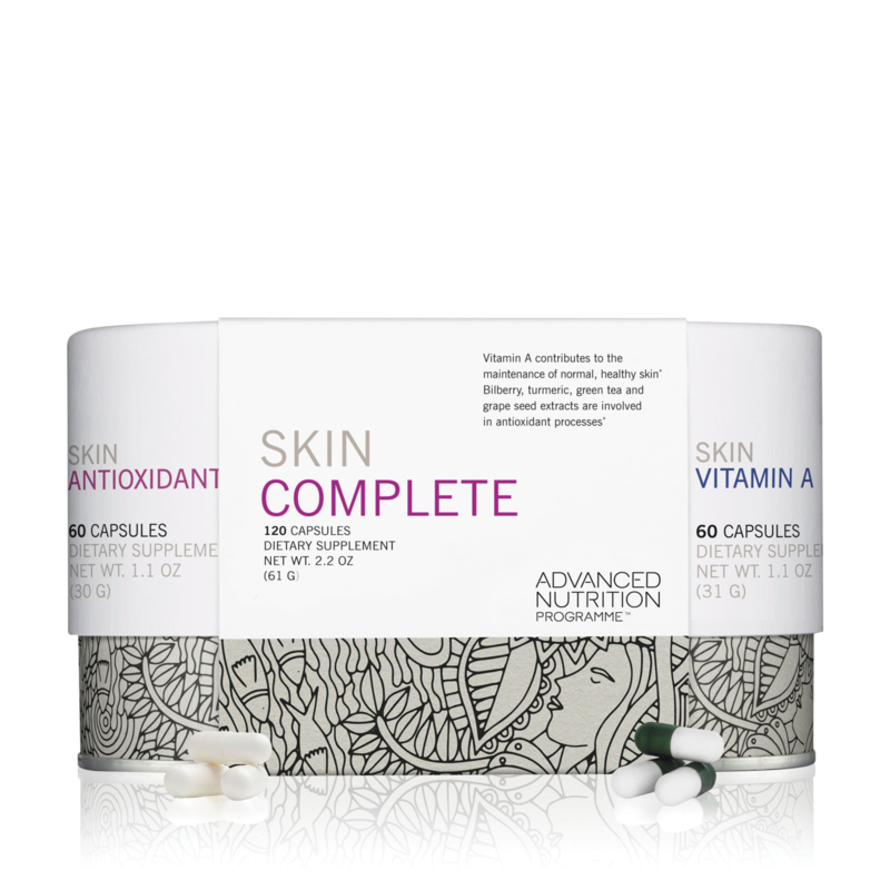 Advanced Nutrition Programme - Skin Complete 2x 60 capsules