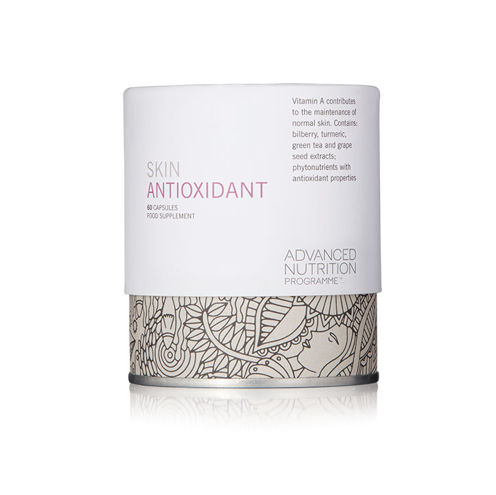 Advanced Nutrition Programme - Skin Antioxidant 60 capsules