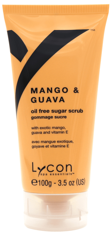 Lycon - Mango & Guava Sugar Scrub Tube 100ml