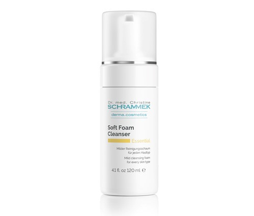 Schrammek - Soft Foam Cleanser 120ml