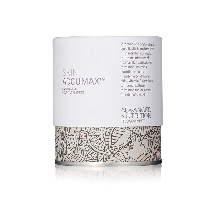 Advanced Nutrition Programme - Skin Accumax 60 capsules