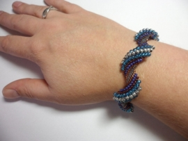 Patroon Snake armband