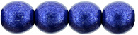 Metallic Lapis Blue  6mm / 50 stuks / KD650