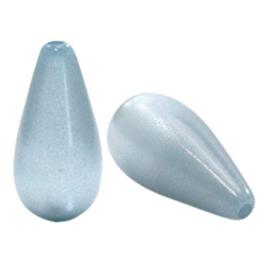 Polaris Bleu Gris 20x10mm  / par 2 pièces / KD60273
