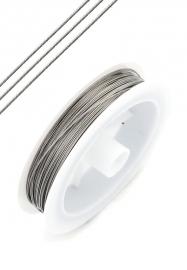 Staaldraad  met coating  0,30mm /   60 meter / KD7928