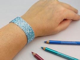 Armband Rilana gemaakt door Renata