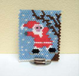Hangende Kerstman - Peyote