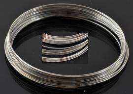 Memory wire Armband / 10 windingen / KD15007