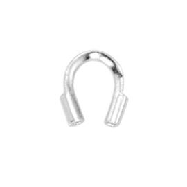 Wire guardian Beadalon 0,56mm  Argent / 40 pièces / KD53306