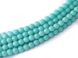 Turquoise 3mm /  300 pcs / KD332