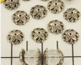 Embout pour perles 12mm / 30 pièces / KD7803