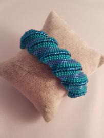 Bracelet  Flat Cellini fait par  Saida