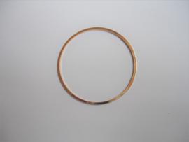 Ring goud 45 mm / per stuk / KD24722