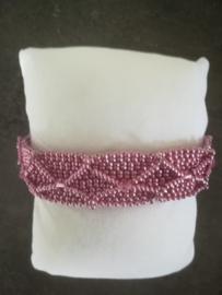 Armband Annabelle gemaakt door Linda V.I.