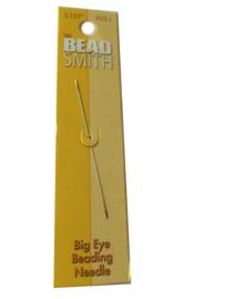 Rijgnaald Big-Eye Needle Beadsmith 5,4cm  / Per stuk / KD8000