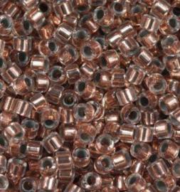 Miyuki Delica 11/0 nr DB-37 - 5 grammes - Copper lined