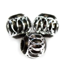 Noir avec aluminium / par pièce / KD7994