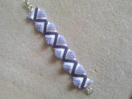 Bracelet Charlotte fait par Veerle