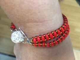 Bracelet fait par Ingrid