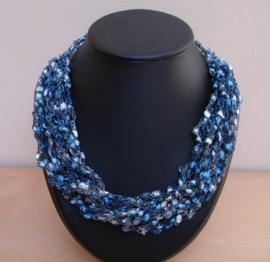 Blauw-grijs / Nummer 2