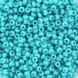 Miyuki Roc 11/0 nr 4480 - 10 grammes / Duracoat op. Underwater blue