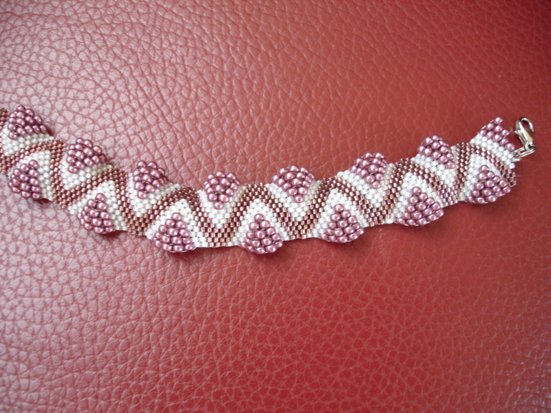 Patroon Armband Charlotte