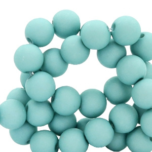 6mm Turquoise / 50 pièces / KD52049