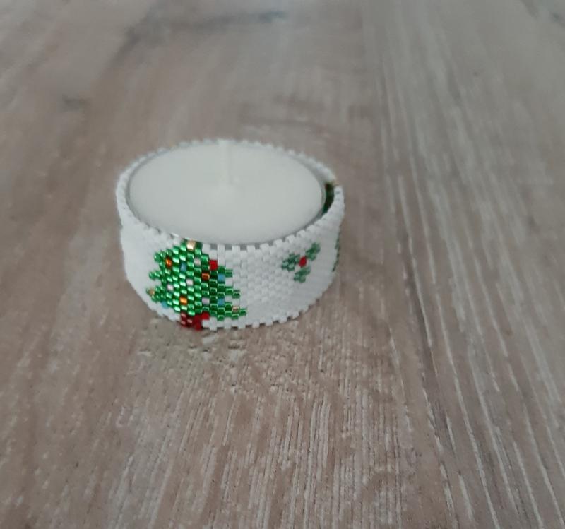 Cover Kerstboom gemaakt door Veerle