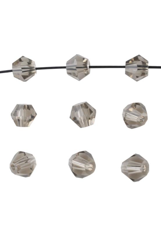 Bicones  Black Diamond / 100 stuks / KD20011