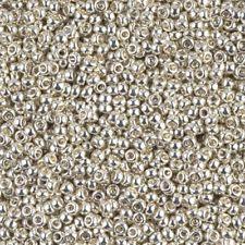 Miyuki Rocaille 15/0 Nr 1051 - 5 gram - Galvanized silver