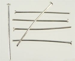 Nietstift Metaal 30mm / 15 gram  / KD10534