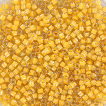 Miyuki Delica 11/0 Nr DB-2041 - 5 grammes - luminous honeycomb