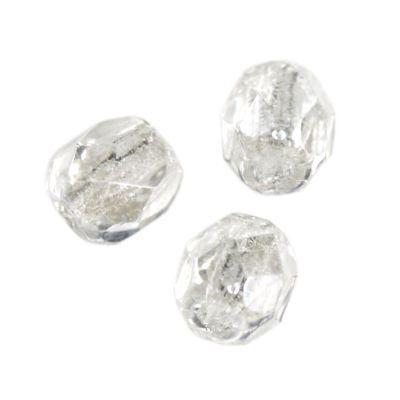 Facet Crystal 4 mm  / 100 stuks / KD13061