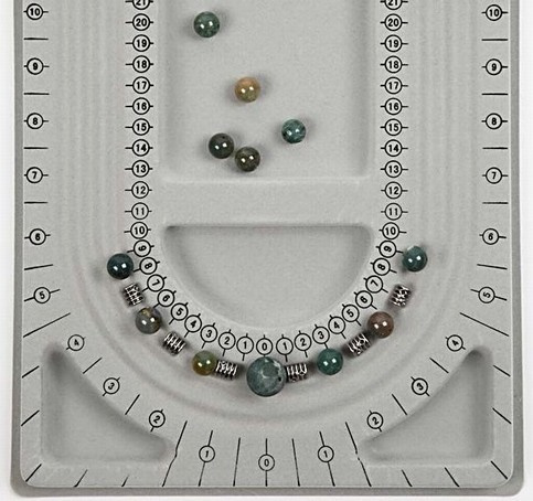Plateau d'assemblage Pour perles 23x30cm