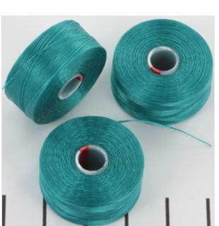 C-lon fil faufilage  D - Vert / KD1000