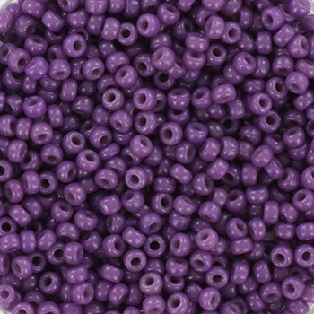 Miyuki Rocaille 11/0 Nr 4490 - 10 grammes /  Duracoat opaque anemone