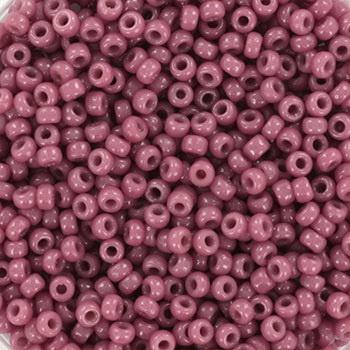 Miyuki Rocaille 11/0 Nr 4487 - 10 grammes /  Duracoat opaque hydrangea
