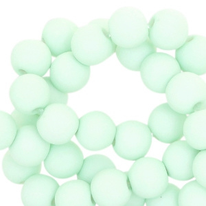Turquoise 6mm - 50 pièces / KD42856