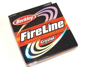 Fireline Crystal  0,12mm / 110 meter / 6,8kg
