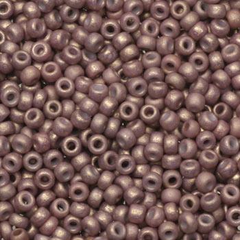 Miyuki Rocaille 11/0 Nr 2027 - 10 gram / Opaque matte dusty mauve
