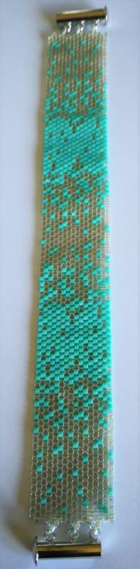 Armband Rilana gemaakt door Dora