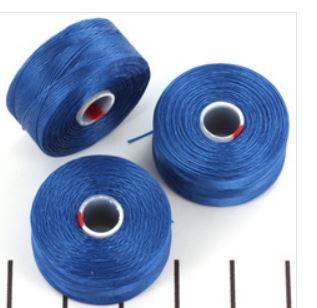 C-lon fil faufilage D - Bleu Capri  / KD999
