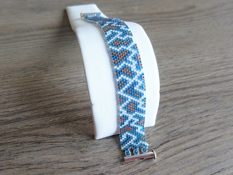 Patroon Armband Labyrint