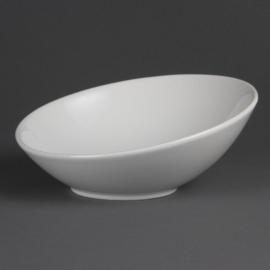 CB686 - Olympia ovale kom 25 x 26 cm Prijs per 4 stuks.