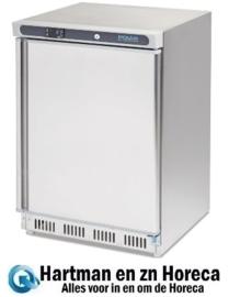 CD080 - Polar C-serie tafelmodel koeling RVS 150 Liter
