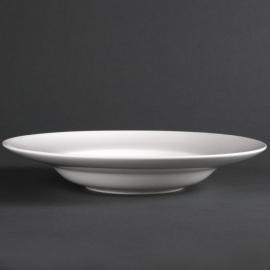 CD637 - Lumina pasta/soepbord 31 cm. Prijs per 2 stuks.