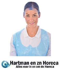 A291 -Lion Haircare haarnet blauw