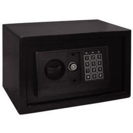 GC608 - Bolero standaardkluis zwart - Afm : h17 x b23 x d17 cm
