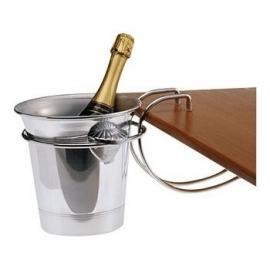 110150 - Wijnkoeler tafelbeugel rvs