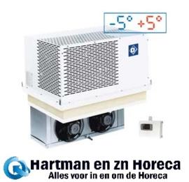 SP122-PED - Koelmotor plafond insteekunit Temperatuur : -5° +5° DIAMOND
